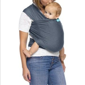 Other - Moby Baby Wrap - Mist (Blue/Grey) - New In Box!